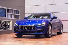 maserati maserati fans facelifted 2018 maserati ghibli shows its gransport persona in china