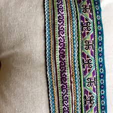 hemp vintage hmong fabric pillow case modern day hippie hemp and vintage hmong fabric pillow case modern day hippie home decor