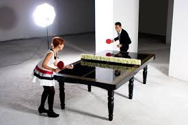 Corian Dining Tables Ping Pong Dining Table By Hunn Wai