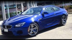 2016 bmw m6 convertible san marino blue