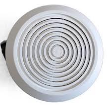 bathroom exhaust fan 50 cfm ventline 50 cfm bathroom ceiling side exhaust fan no light h s