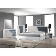 Modern Bedroom Platform Set King Platform Bed Frame Queen Bedroom Sets For Cheap Furniture Under