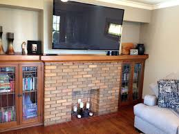 Whitewashing A Fireplace by How To Whitewash A Brick Fireplace U2013 Barr Bungalow