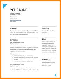 Sample Resume Format For Teacher Job by Resume Sample Cover Letter For Bank Customer Service
