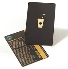 starbuck gold card is the new starbucks gold card worth it serious eats