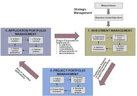 framework for managing portfolio of projects to create business
