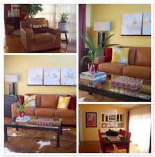 small livingroom decor 11 small house tricks before plain living room with tv after