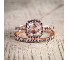 Rose Gold Wedding Ring Sets by Rose Gold Engagement Rings Rose Gold Rings Rose Gold Wedding
