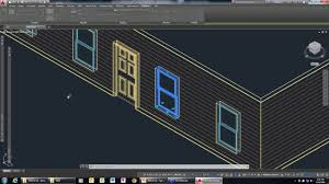 autocad architecture tutorial for beginners youtube