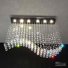 Chandelier Ceiling Lights Modern Wave Pendant Light Ceiling L Drop
