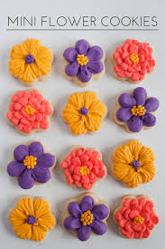 tell mother u0027s day flower cookies tell love and partytell love