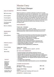 Sample Resume For Oil Field Worker Sap Fico Resume Sample Resume Templates Bus Driver By Machine
