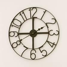 Horloge Murale Silencieuse by Grande Horloge Murale Salon Grande Horloge Murale Pictures To Pin On