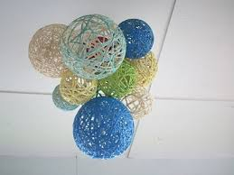 best 25 yarn lanterns ideas on string balloons hemp
