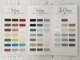 vintage furniture paint color chart u2013 maison blanche paint company