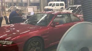 widebody jdm cars tüvtürk muayene istasyonu nissan 200sx s14 wide body jdm kouki