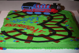 birthday cake ideas for 3 year old boys 9