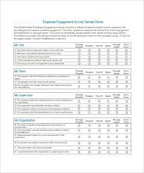 Free Survey Templates For Word by Workplace Benefits Survey Template Best Template Exles