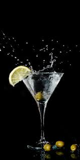martini glass logo laura u0027s design studio graphic design branding logo design st