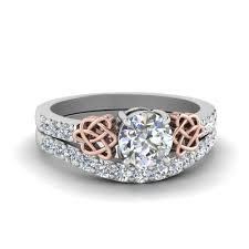 Engagement Wedding Ring Sets by Celtic Engagement Rings U0026 Wedding Rings Fascinating Diamonds