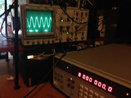 my sweet workhorse hp 3325b 20 mhz sweep function generator is