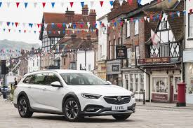 vauxhall white white 2018 vauxhall insignia country tourer shines in new press