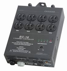 eliminator lighting controllers ec 16 stage light