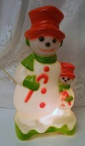 Blow Mold Christmas Decorations Ebay by 84 Best Vintage Christmas Blow Molds Images On Pinterest