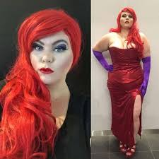 Jessica Rabbit Halloween Costume Curvy Halloween Costume Ideas Absolutely Love Season