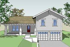 front porch designs for split level homes plan 44067td craftsman split level craftsman nursery and front