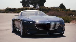 video trailer mercedes maybach vision 6 cabriolet caricos com