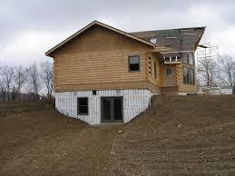 walk out basement plans house plan plans ranch walkout basement daylight cabin traintoball