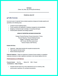 resume summary statements about experiences data analyst resume will describe your professional profile