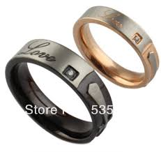rubber wedding rings 2018 stainless steel rainbow rubber striped band wedding ring