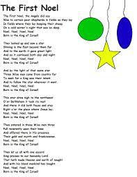 the first noel lyrics jpg 1019 1319 carols pinterest noel
