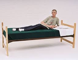 Dorm Bed Frame Extra Long Twin Bed