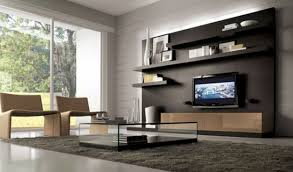 Living Room Tv Unit Furniture Modern Tv Cabinet Wall Units Furniture Designs Ideas For Living