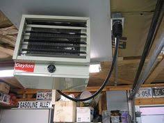 Fahrenheat Ceiling Mount 5000 Watt Electric Heater Model Fuh5 4 by Modine Hd45as0111natural Gas Garage Heater Review And Setup Hvac