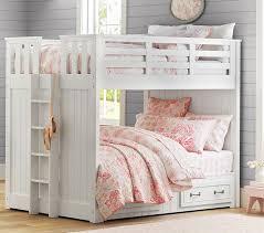 Belden FullOverFull Bunk Pottery Barn Kids - Full over full bunk bed