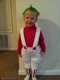 Joe Dirt Halloween Costume Toddler Oompa Loompa Costume White Pants Costumes Halloween