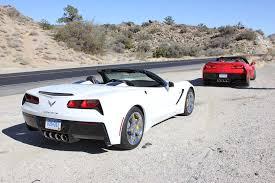 2014 convertible corvette corvetteblogger drives the 2014 corvette stingray convertible