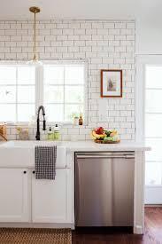 Small White Kitchen Ideas Small Farmhouse Kitchen Kitchen Design