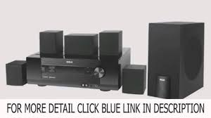 rca home theater receiver rca rt2761hb home theater system with bluetooth wireless