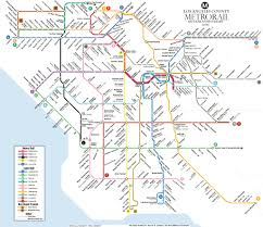 Gold Line Metro Map by Take Two This Dream Metro Map Made Curbedla Drool 89 3 Kpcc