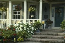 Front Porch Planter Ideas by Porch Landscaping Ideas U2013 Bowhuntingsupershow Com