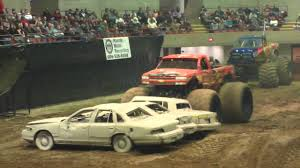 monster truck show wichita ks monster truck desperado lacrosse center youtube