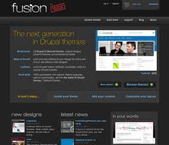 drupal themes latest fusiondrupalthemes com case study packaging selling code with