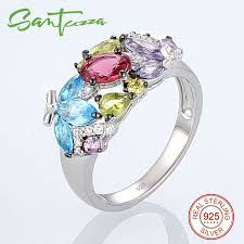 sted rings santuzza silver ring for women 925 sterling silver fashion rings