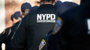 nypd steps up subway security anti terrorism cops on patrol