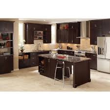 hampton bay kitchen cabinets java kitchen cabinets kitchen decoration